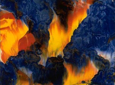 Underwater Fire #6