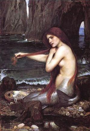 The Mermaid, 1900