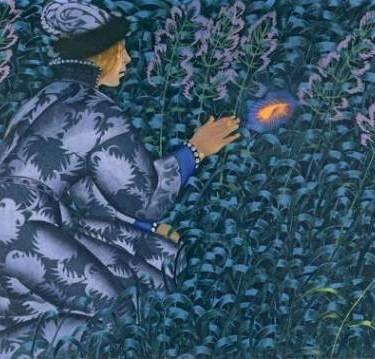 Fire Bird Feather, 1979