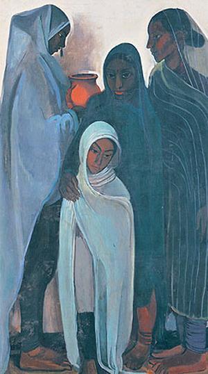 Hill Women, 1935