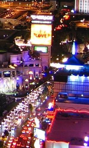 Las Vegas, detail, 2006