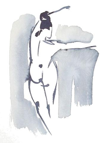 Nude from Behind, 2005