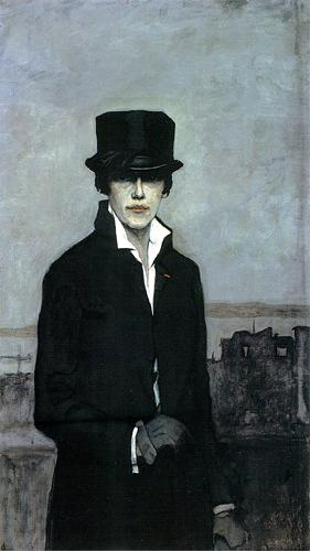 Self-Portrait, 1923