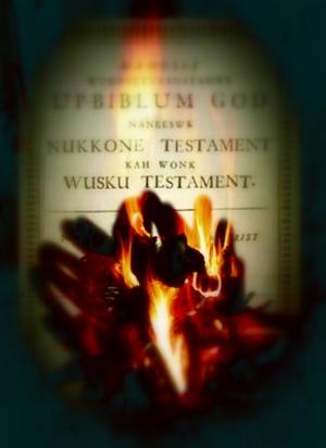 Algonquin Bible - 1663