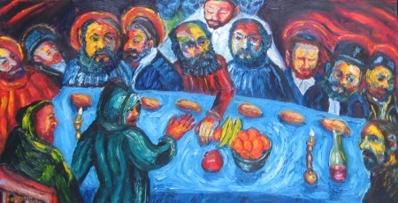 The Last Supper, by Paul Weingarten - click to view larger image